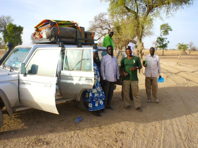 Envoi de missionnaires tchadiens